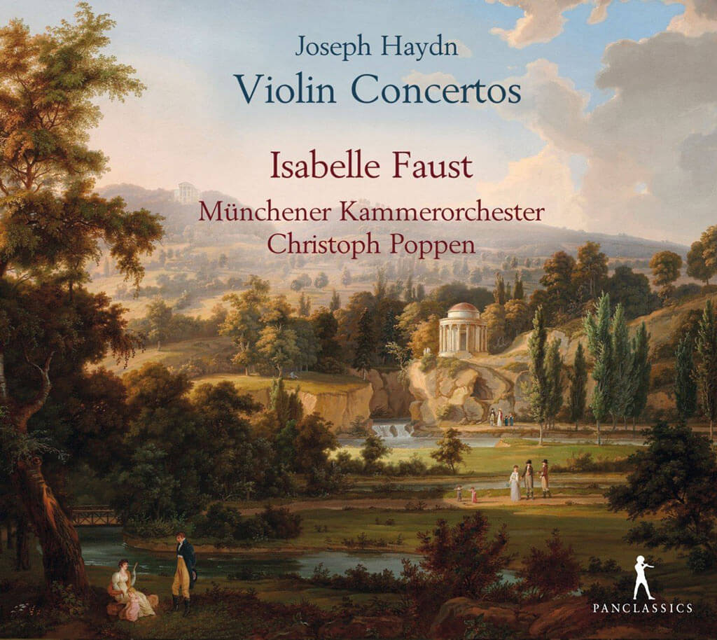 Haydn: Violin Concertos | Isabelle Faust and Christoph Poppen (Conductor)