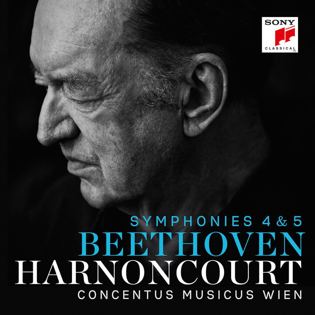 Nikolaus Harnoncourt & Concentus Musicus Wien| Beethoven: Symphonies Nos. 4 & 5