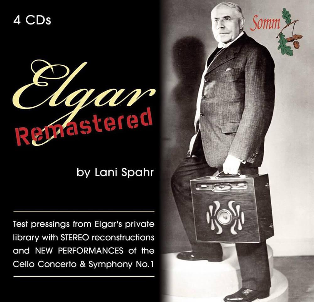 Elgar:Remastered (Lani Spahr) —[SOMM: SOMMCD 261-4]