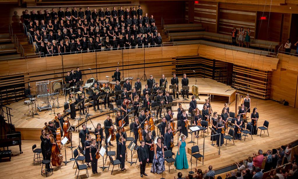 Orchestre de la Francophonie (Photo: Inès Jussaume)
