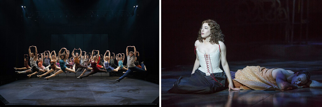 Stratford Festival's A Chorus Line and A Little Night Music: musical theatre at its best. (Photos: David Hou)