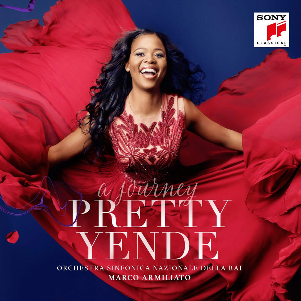 Pretty Yende   A Journey (Sony Classical)