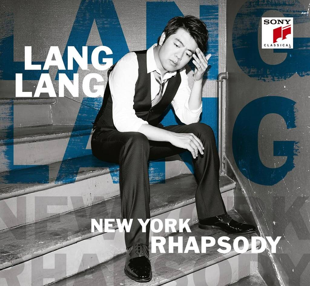Lang Lang | New York Rhapsody (Sony Classical), 2016.