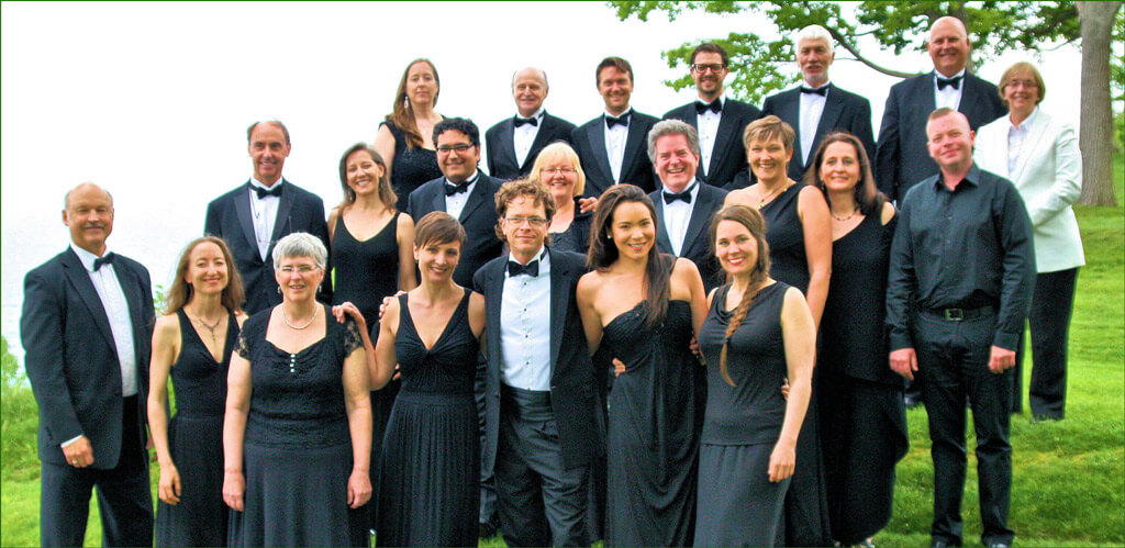 Elmer Iseler Singers | Toronto Hunt Club 2016 (Photo: Michael Romaniuk)