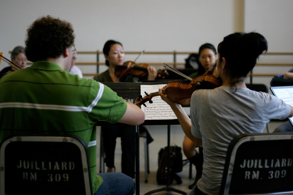 Juilliard Chamber Orchestra, New York. (Photo: CC Image courtesy of Andrew Yee/Flickr)