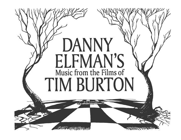 of danny elfman s celebrated film scores enhanced by the stunning visuals of tim burton official page s original sketches drawings story boards