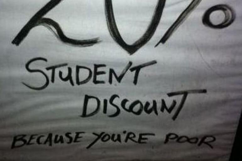 student-discount