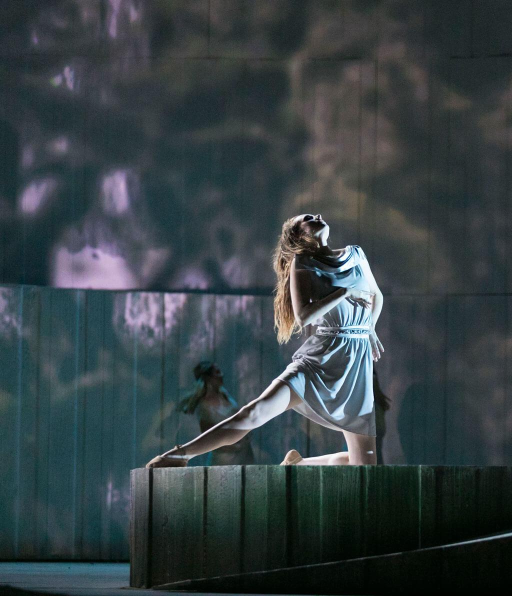 Lyric Opera of Chicago: Les Troyens (Photo: Todd Rosenberg)