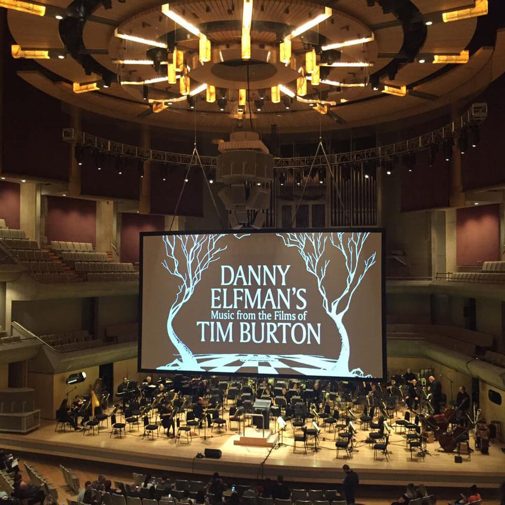 TSO | Danny Elfman's Music from the Films of Tim Burton (Photo: Michael Vincent)