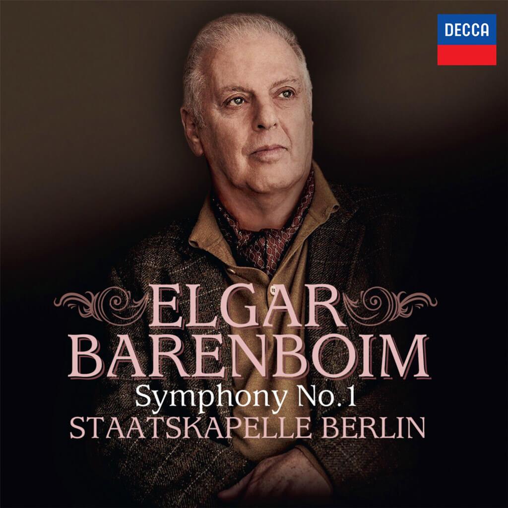 ELGAR: Symphony No. 1 in A flat major Op. 55. Staatskapelle Berlin/Daniel Barenboim. Decca 478 9353. Total time: 51.26.
