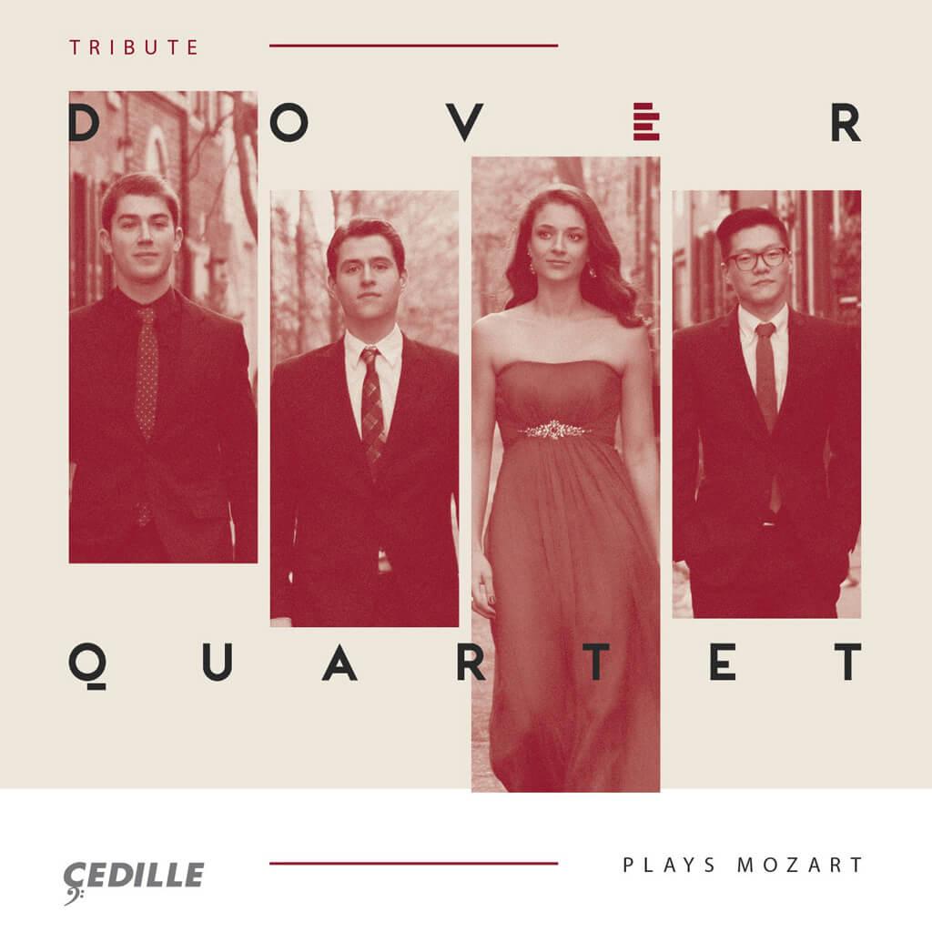 TRIBUTE. MOZART: String Quartet in B flat major K. 589. String Quartet in F major K. 590. String Quintet in C minor K. 406/516B*. Dover Quartet, with Michael Tree*, viola. Cedille CDR 90000 167. Total Time: 72:52.