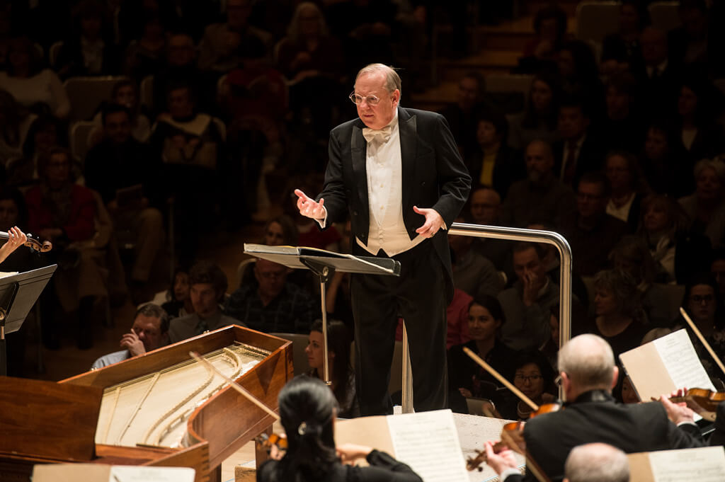 Nicholas McGegan, TSO (Photo: Jag Gundu)