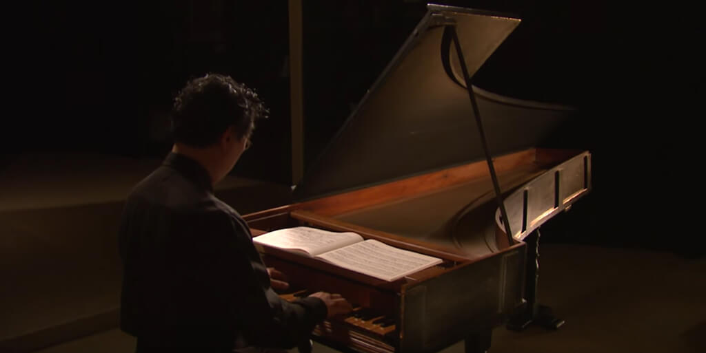 MUST WATCH: This amazing video features a performance of one of the piano pieces ever written, played on the oldest known piano in the world.