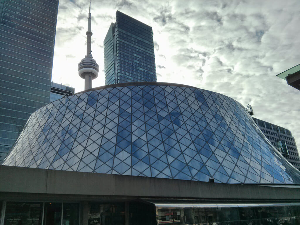 Roy Thomson Hall (Photo: Kelly Yuen)