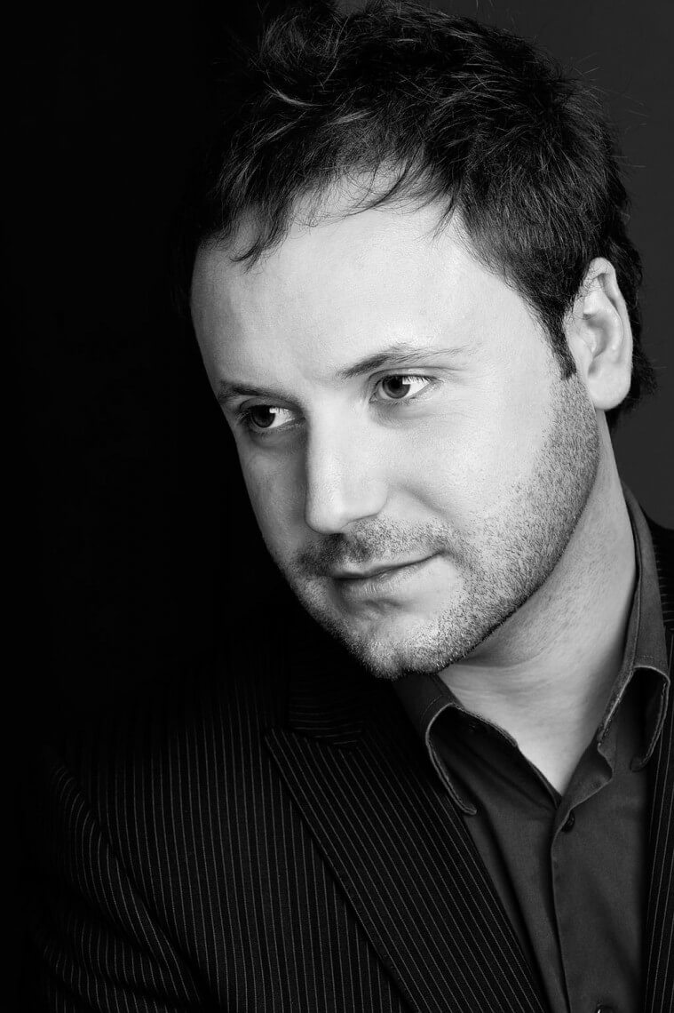 Composer/Pianist Adam Sherkin