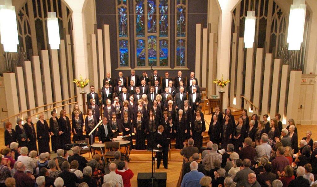 Amadeus Choir   Songs from a Celtic Heart - Ludwig van Toronto