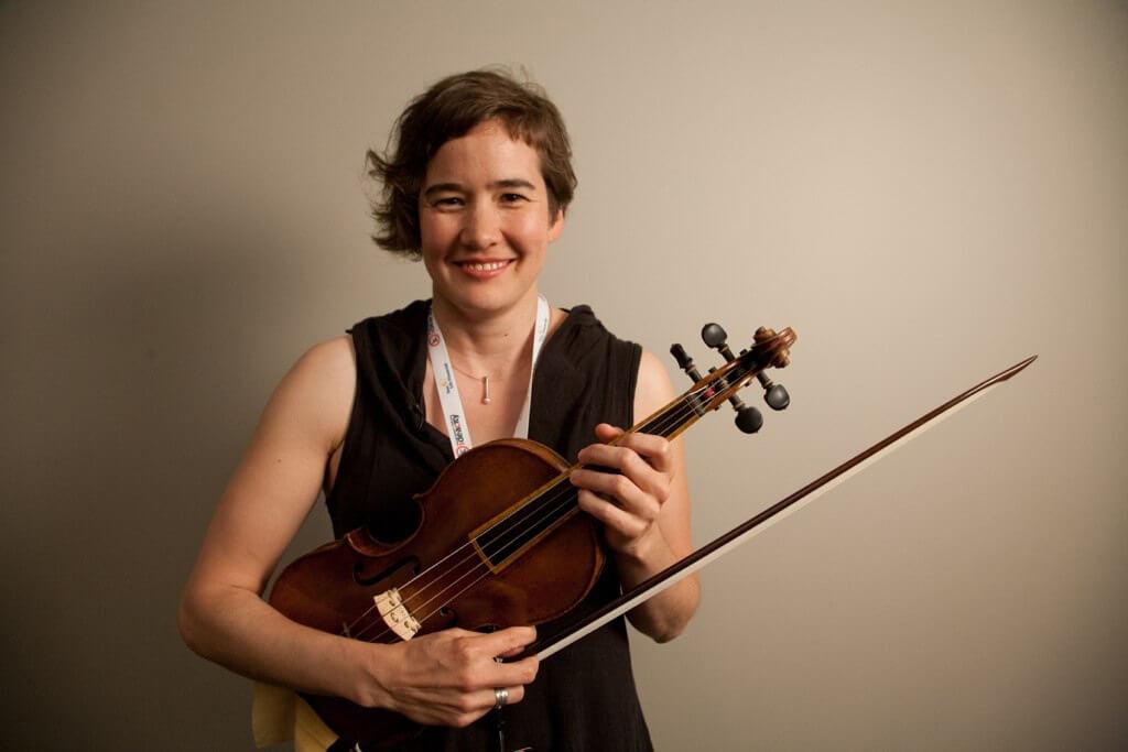Kathleen Kajioka (Photo: Gene Driskell)