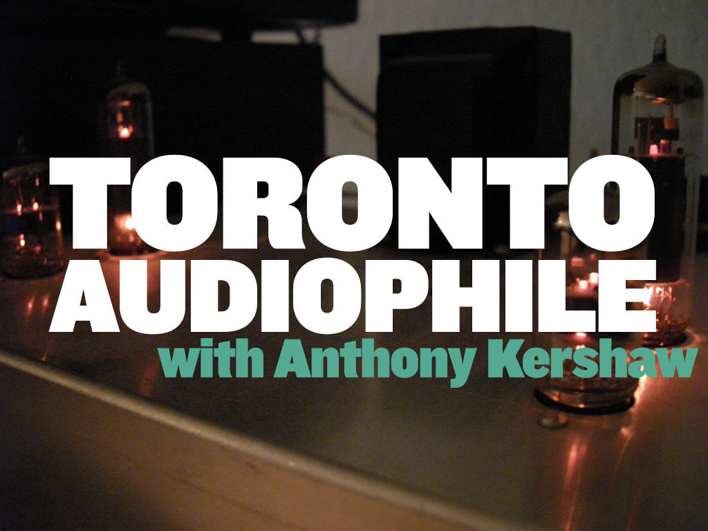 Toronto's Audiophile brings you news of the most recent high end audio hardware and software, much of it available for audition in Toronto.
