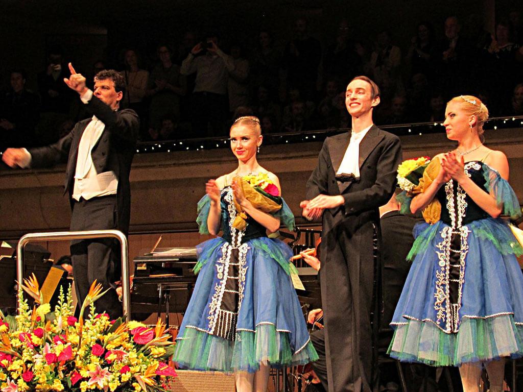 Salute to Vienna at Roy Thomson Hall, January 1, 2017. (Photo: Joseph So)