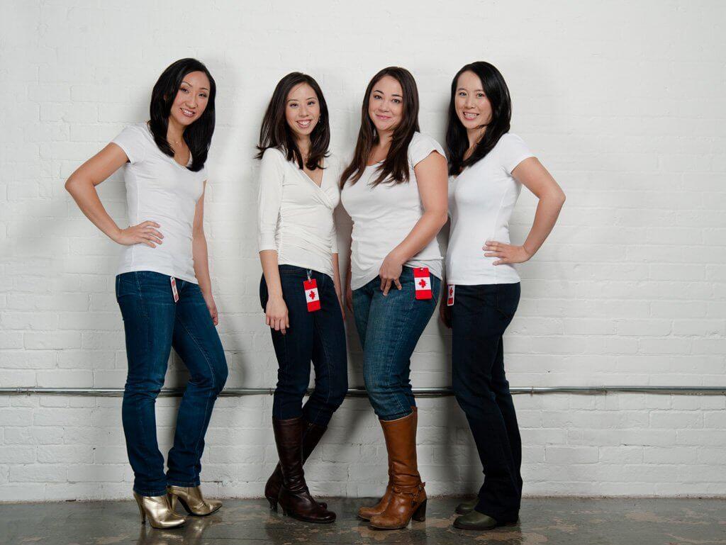 Ensemble Made In Canada (Photo: Bo Huang)
