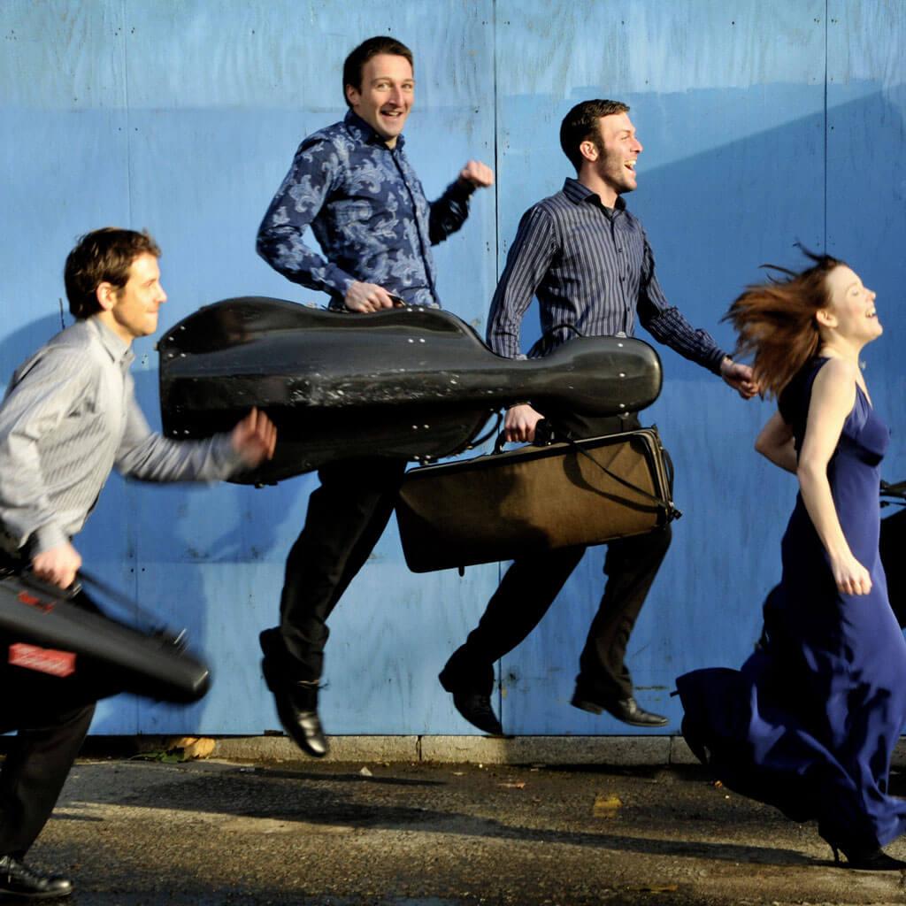 The Heath Quartet (Photo: Sussie Ahlburg)