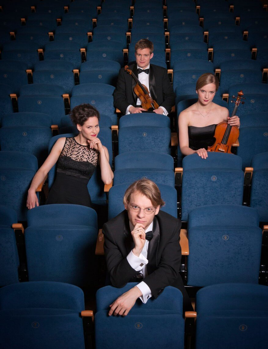 The Notos Quartet