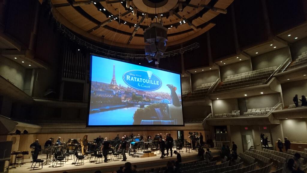 Toronto Symphony Orchestra: Disney-Pixar Ratatouille (Photo: Brian Chang)