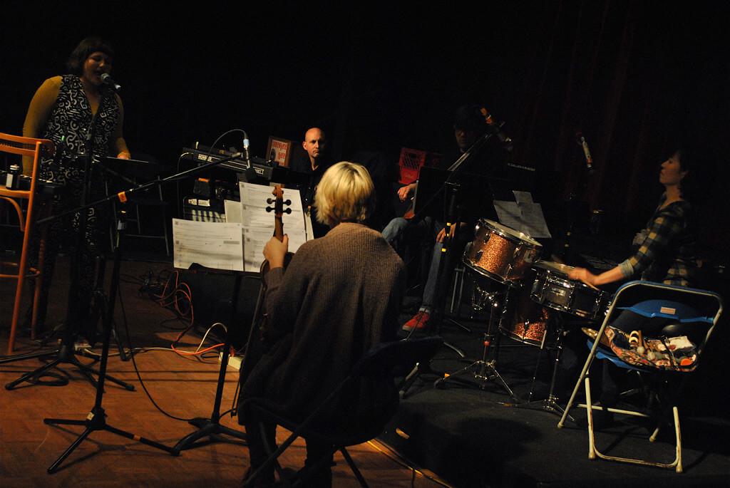 Nick Storring Band (Photo: Tom Beedham)