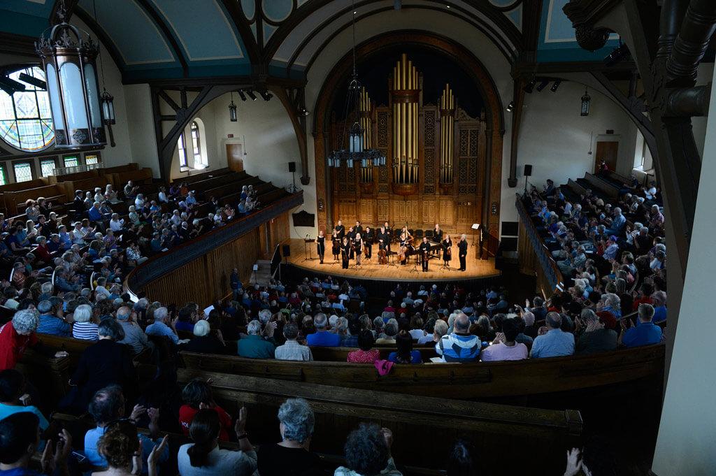 Trinity-St. Paul's — Jeanne Lamon Hall (Photo: Gary Beechey)