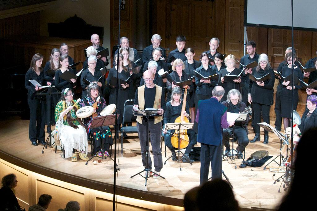 The Toronto Consort, Kanatha/Canada (Photo: Courtesy of the The Toronto Consort)