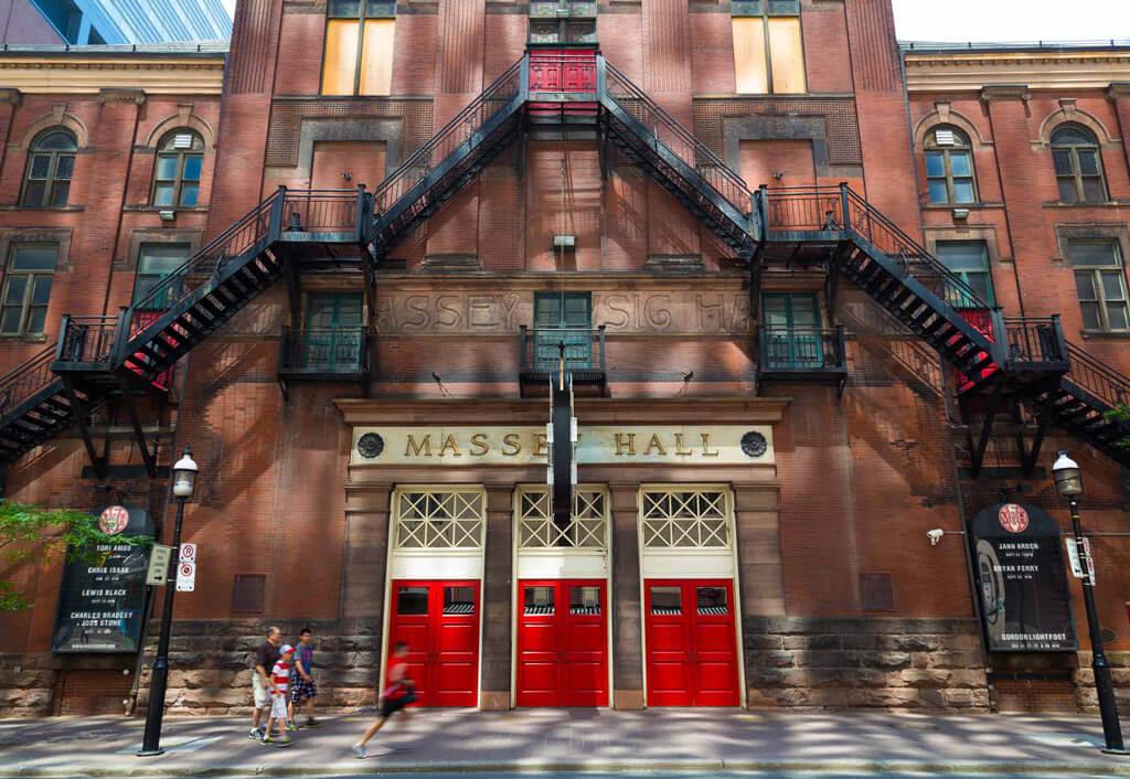 Massey Hall (Photo: Mike Clegg)