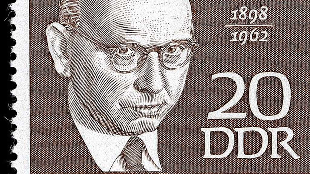 Hanns Eisler stamp