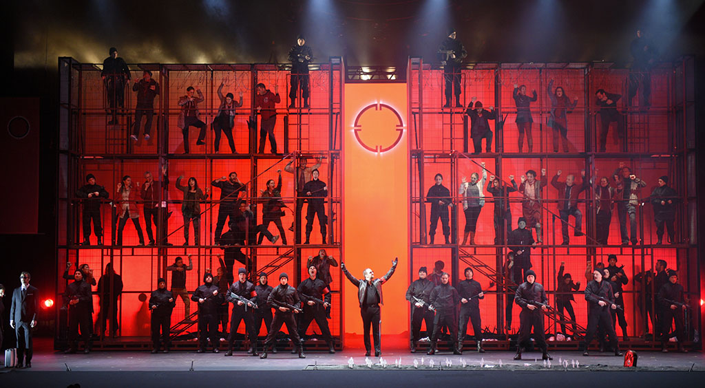 Another Brick In The Wall - Opera (Photo: Yves Renaud)