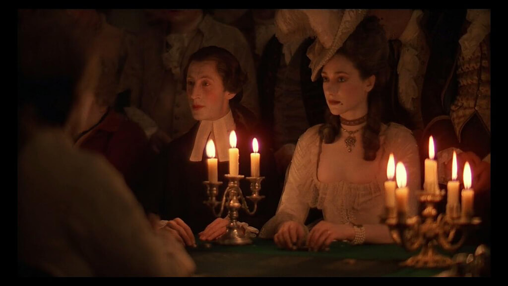 Barry Lyndon Candlelight