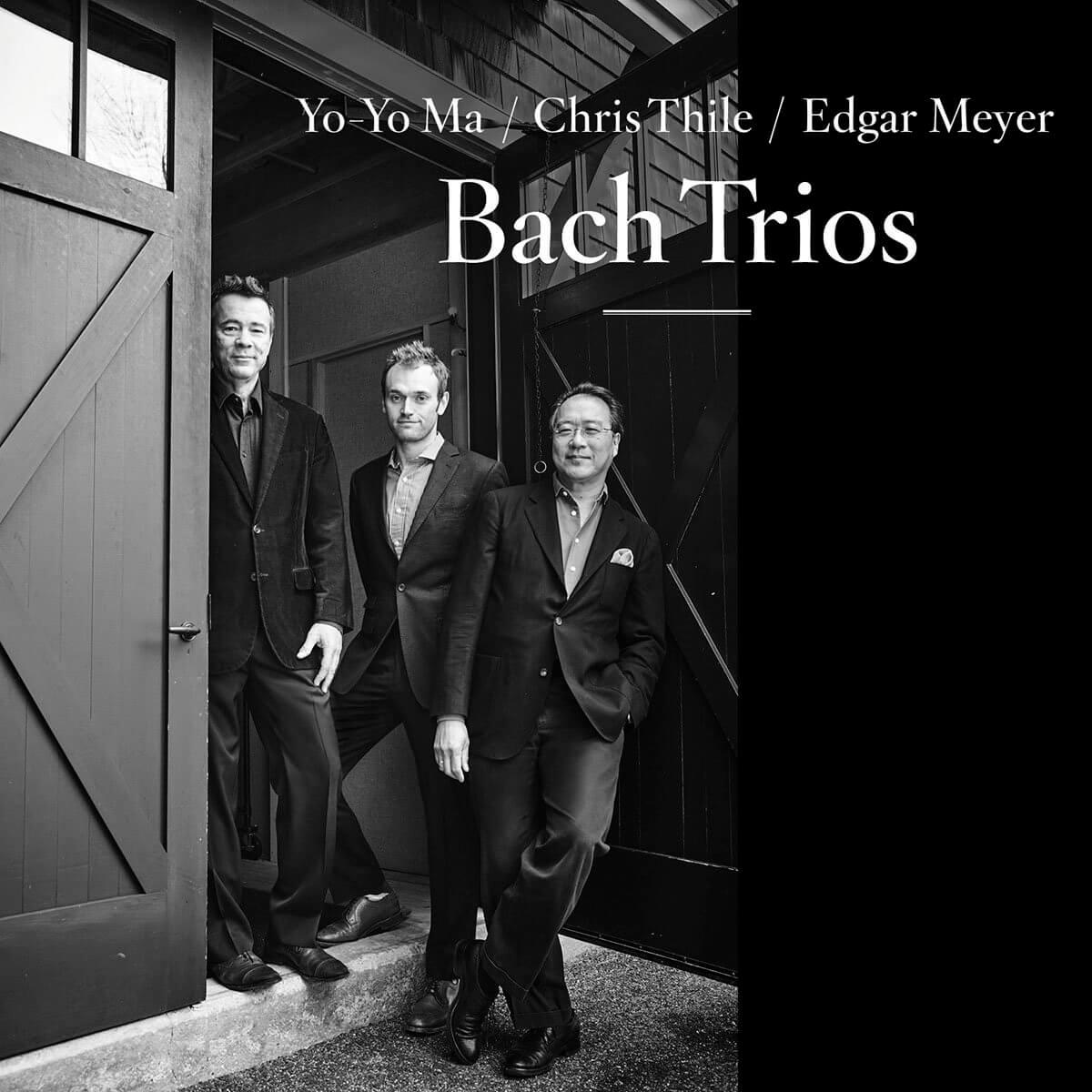 Bach Trios   Chris Thile & Edgar Meyer Yo-Yo Ma (Nonesuch Records)