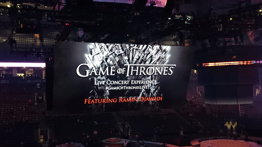 Game of Thrones Live (Photo: Brian Chang)