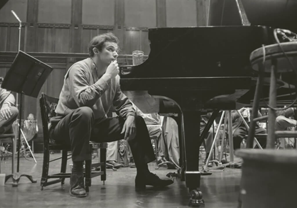 Glenn Gould (Photo: Don Hunstein)