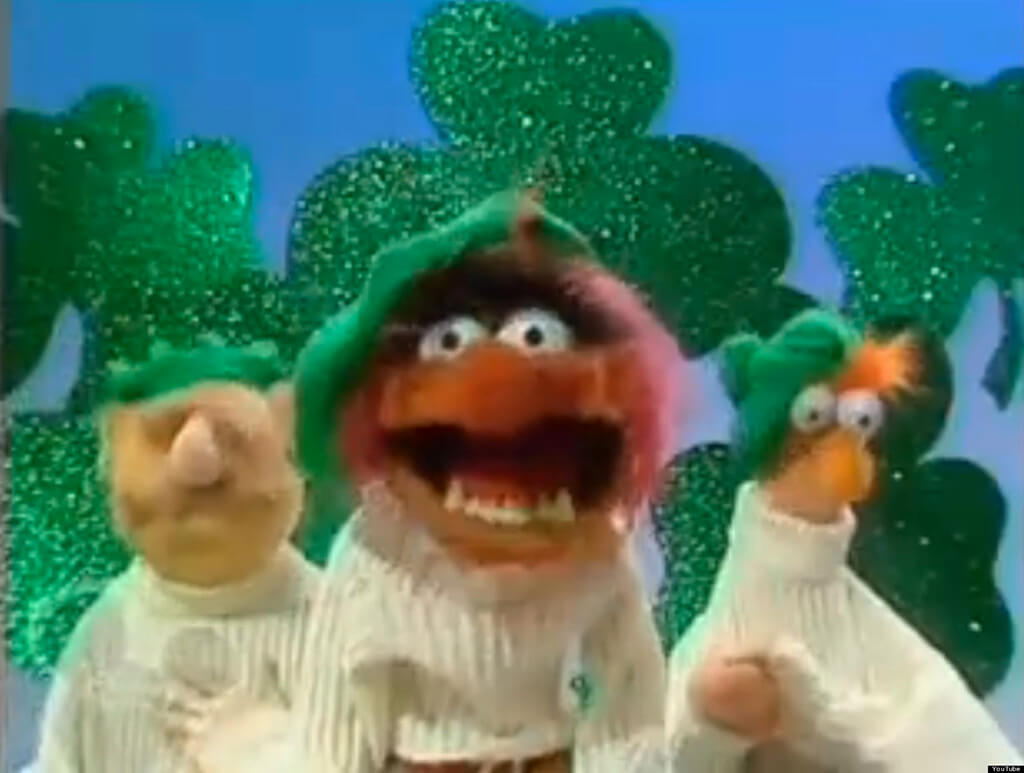 The Muppets O Danny Boy (Image: video screen capture)