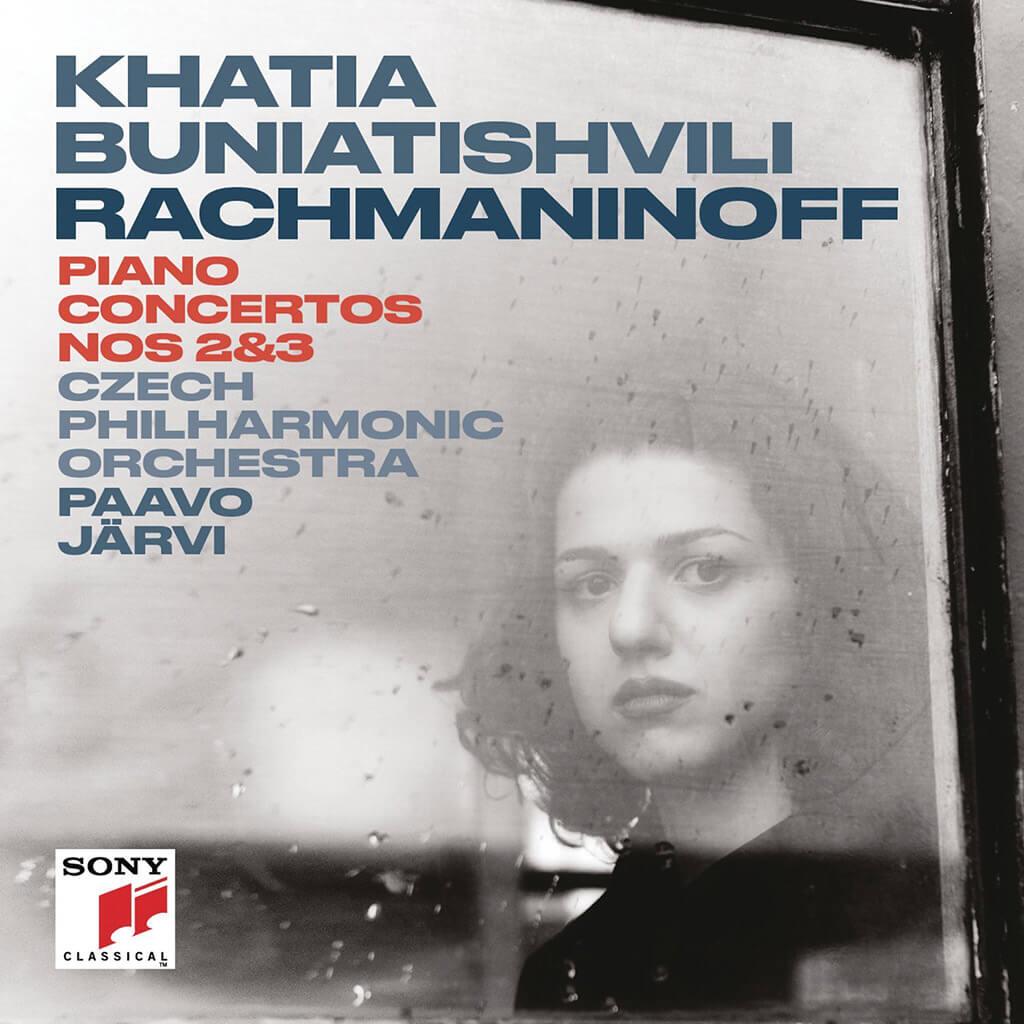Rachmaninoff Piano Concertos No. 2 & 3 Import Khatia Buniatishvili, Paavo Järvi (Conductor)