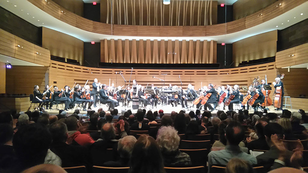 Esprit Orchestra go into overdrive at Koerner Hall (Photo: Arthur Kaptainis)
