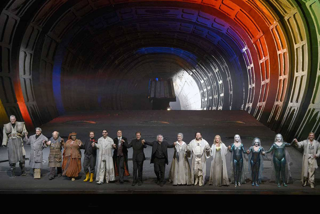 Das Rheingold, Deutsche Oper (Photo: Bettina Stoess)