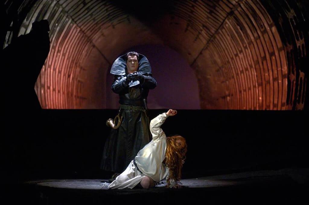 Richard Wagner Götterdämmerung / Deutsche oper berlin (Photo: Bettina Stoess)