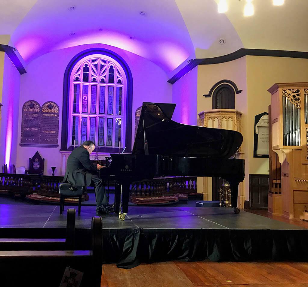 Jon Kimura Parker performs at Bravo Niagara!, 2017. (Photo: Michael Vincent)