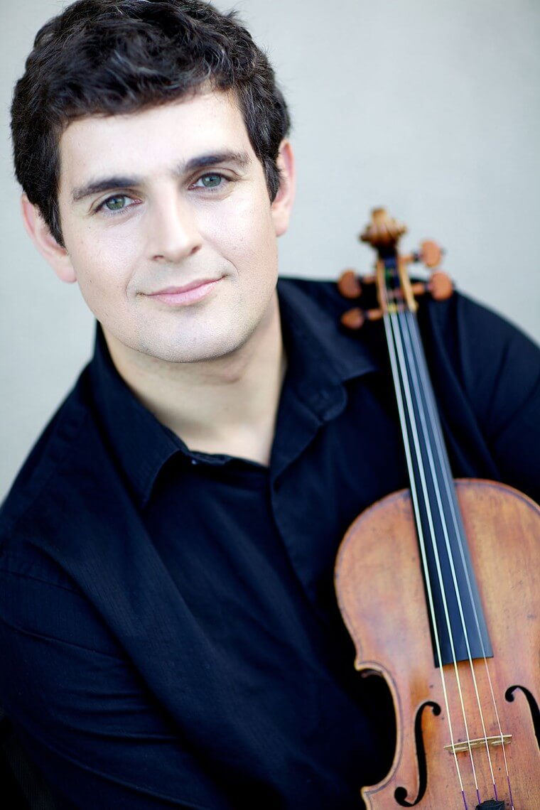 The Vancouver Symphony Orchestra has named Nicholas Wright as new concertmaster.
