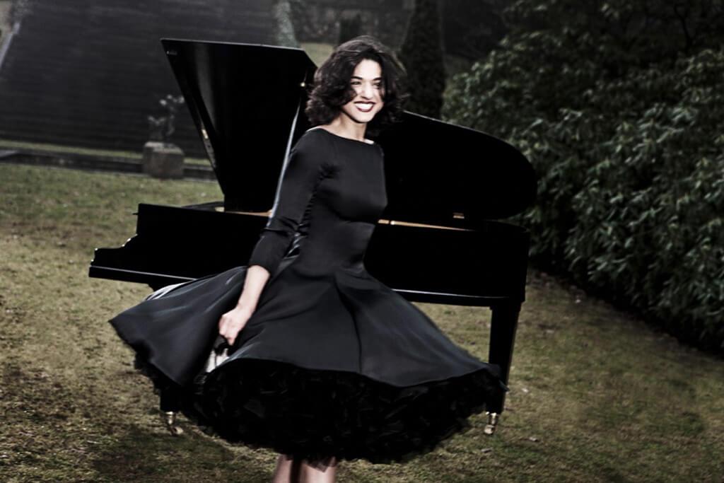 Khatia Buniatishvili Photo: Esther Haase)