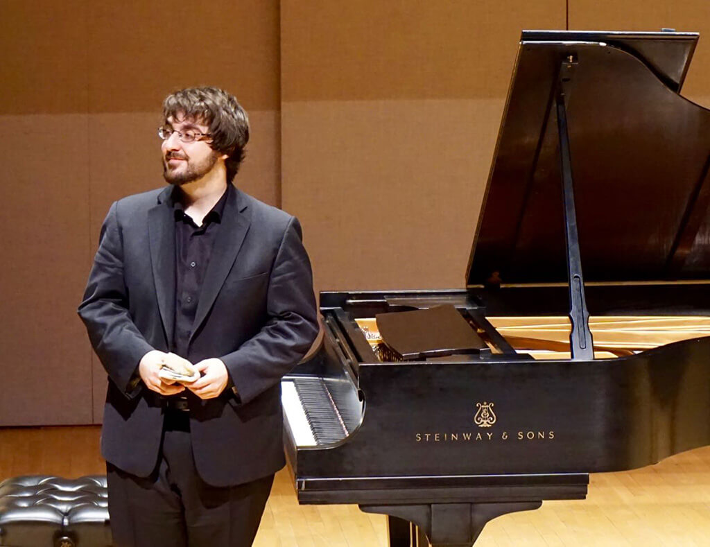 Charles Richard-Hamelin (Photo: Courtesy Women's Musical Club of Toronto
