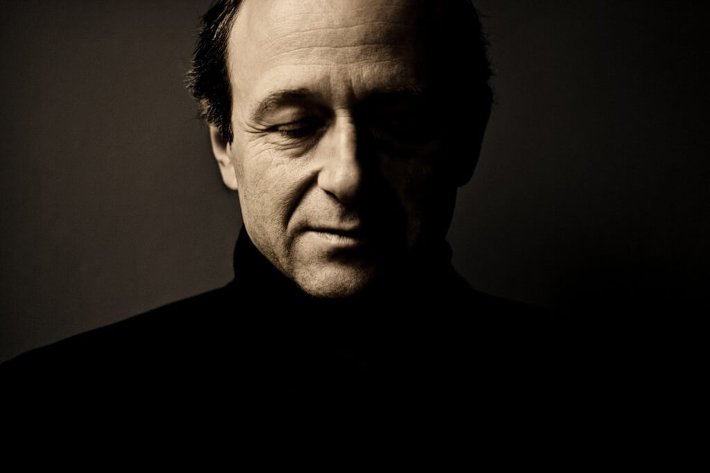 Iván Fischer (Photo courtesy Budapest Festival Orchestra)