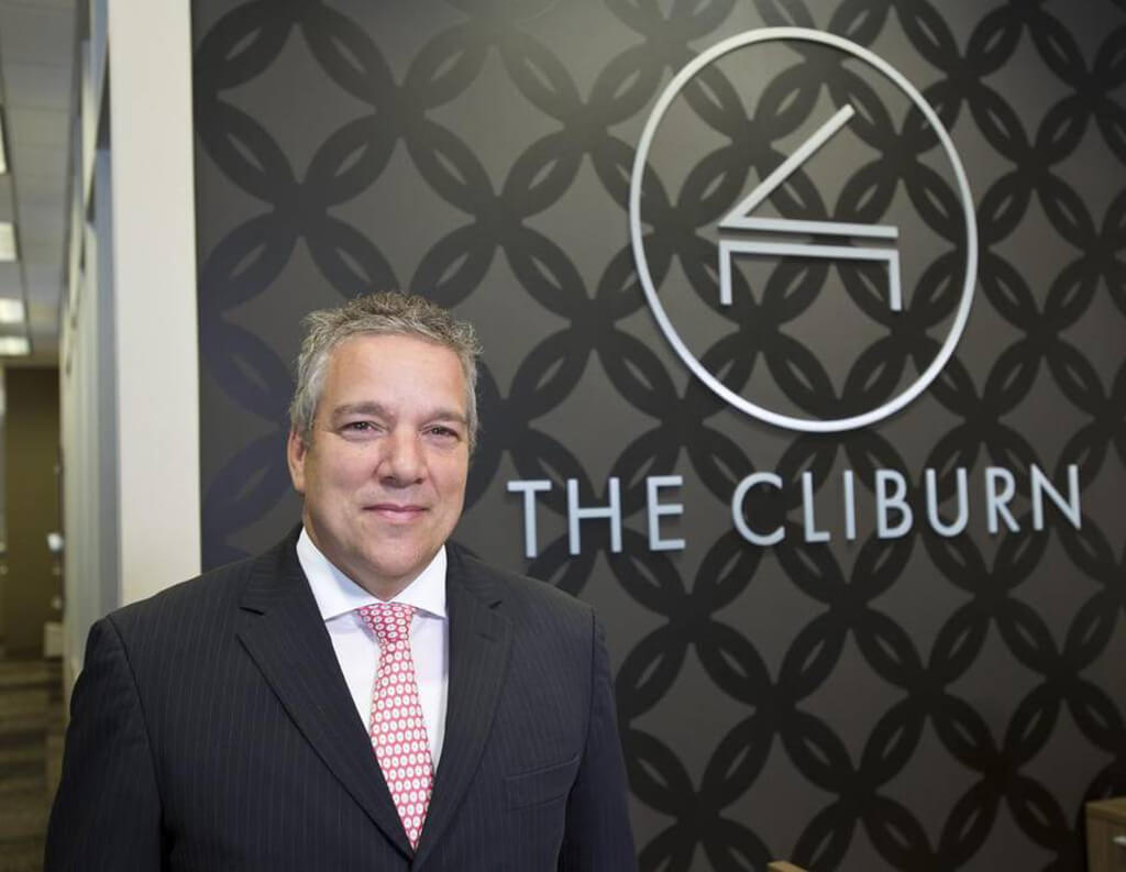 Jacques Marquis, CEO and President of the Van Cliburn International Piano Competition (Photo Ross Hailey)