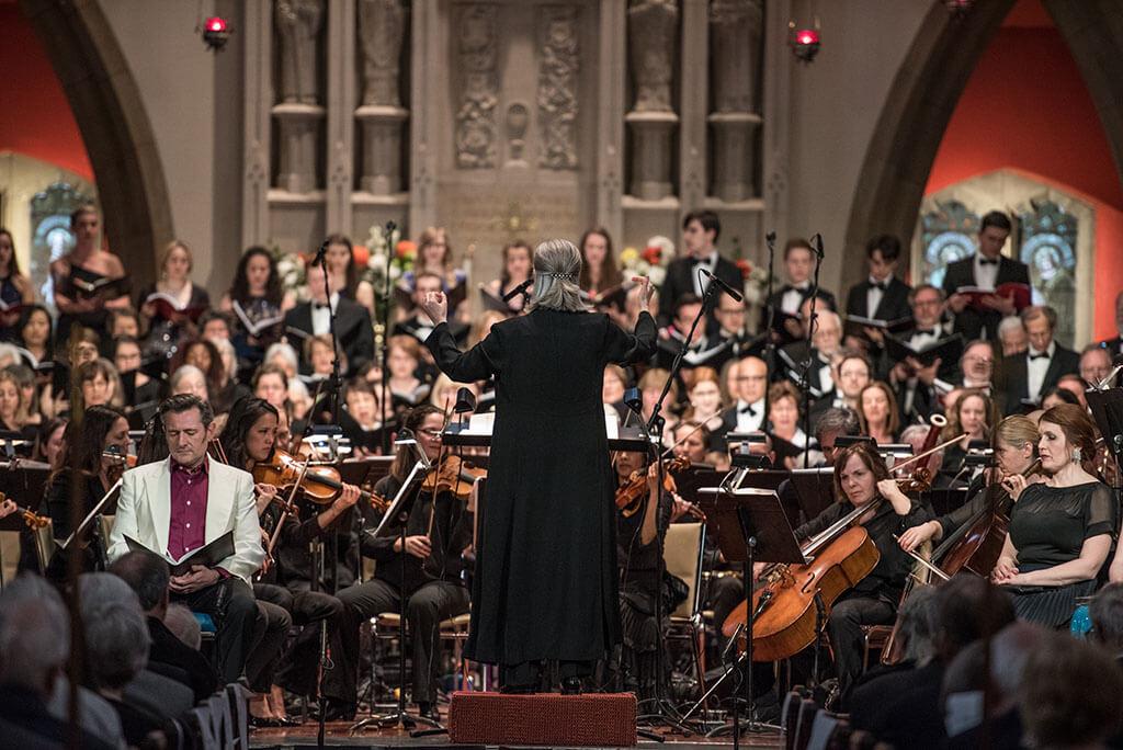 Pax Christi Chorale (Photo: Dahlia Katz)
