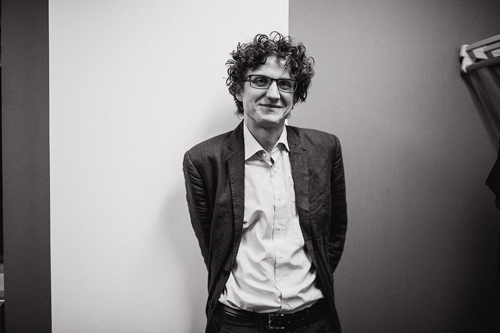 Zoltán Fejérvári (Photo: Brent Calis)